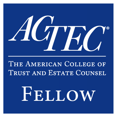 ACTEC - American College of Trust and Estate Counsel
