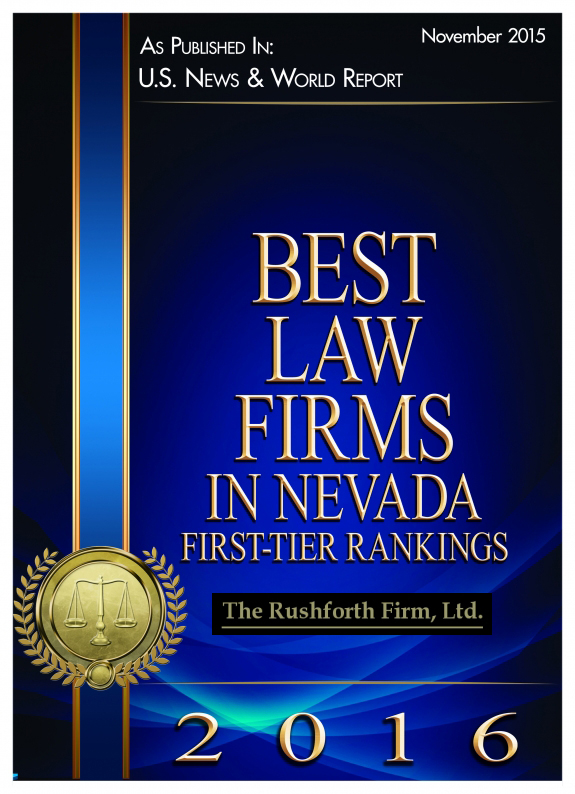 Best Law Firms in Nevada 2016
